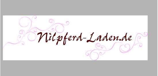 logo nilpferd-laden.de