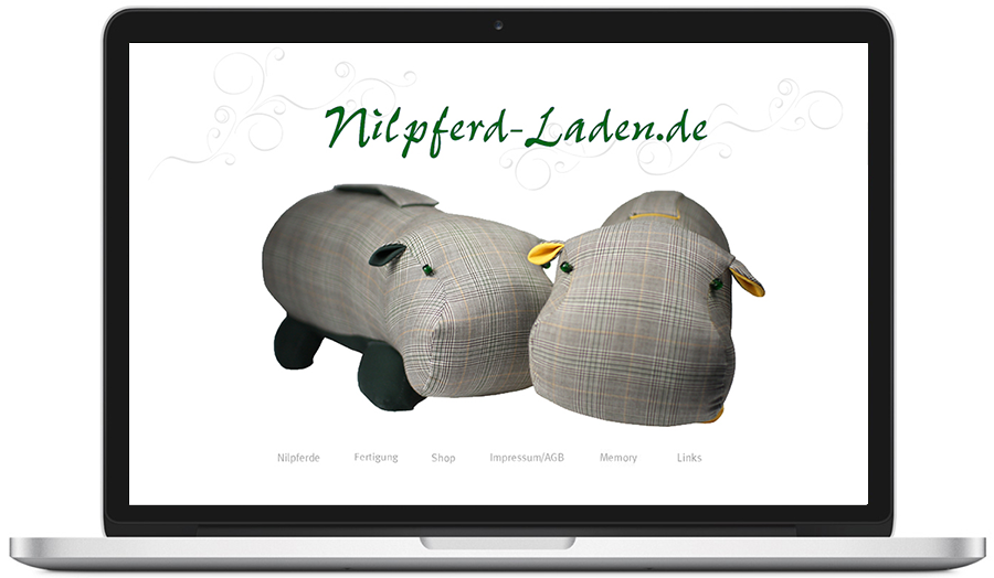 website nilpferd-laden.de