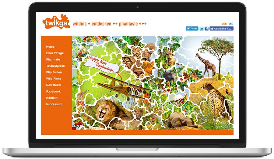 website twikga.de